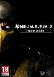 Warner Bros. Interactive Mortal Kombat X [Premium Edition] (PC)