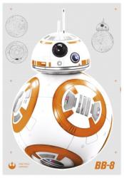 Komar Stickere Star Wars BB-8
