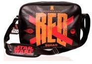 Star wars Geanta Star Wars VII The Force Awakens Red Squad Shoulder Messenger Bag