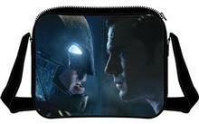 Batman Geanta Batman Vs Superman Face to Face Messenger Bag
