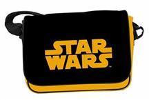 SD Toys Geanta Star Wars Orange Logo