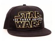 Star wars Sapca Star Wars VII The Force Awakens Logo
