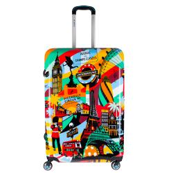 BG Berlin Europe L - nagy bőrönd (BG003-03-135-28)