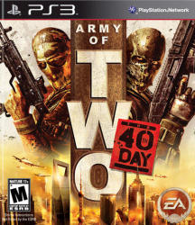 Electronic Arts Army of Two The 40th Day (PS3)