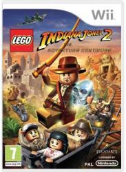 LucasArts LEGO Indiana Jones 2 The Adventure Continues (Wii)