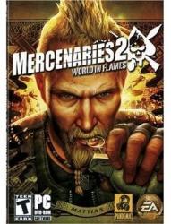 Electronic Arts Mercenaries 2 World in Flames (PC)