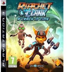 Sony Ratchet & Clank A Crack in Time (PS3)