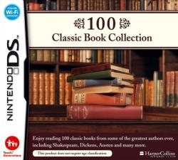 Nintendo 100 Classic Book Collection (Nintendo DS)