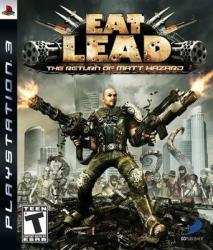 D3 Publisher Eat Lead The Return of Matt Hazard (PS3)