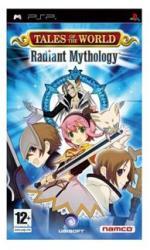 Namco Bandai Tales of the World Radiant Mythology (PSP)