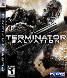 Warner Bros. Interactive Terminator Salvation (PS3)