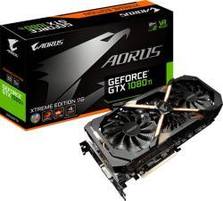 GIGABYTE AORUS GeForce GTX 1080 Ti Xtreme Edition 11GB GDDR5X 352bit PCIe (GV-N108TAORUS X-11GD)