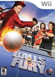 DSI Games Balls of Fury (Nintendo Wii)