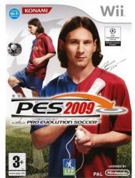 Konami PES 2009 Pro Evolution Soccer (Wii)