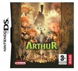 Atari Arthur and the Invisibles (Nintendo DS)