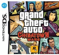 Rockstar Games Grand Theft Auto Chinatown Wars (Nintendo DS)