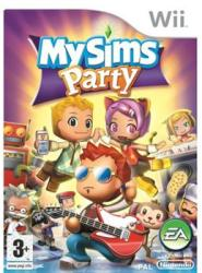 Electronic Arts MySims Party (Wii)