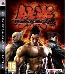 Namco Bandai Tekken 6 (PS3)