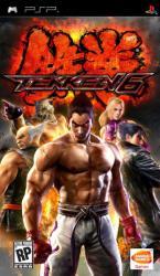 Namco Bandai Tekken 6 (PSP)