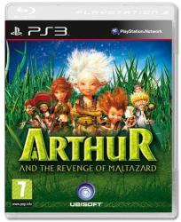 Ubisoft Arthur and the Revenge of Maltazard (PS3)