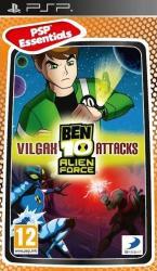 D3 Publisher Ben 10 Alien Force Vilgax Attacks (PSP)