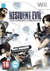 Capcom Resident Evil The Darkside Chronicles (Wii)