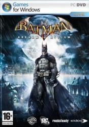 Warner Bros. Interactive Batman Arkham Asylum (PC)