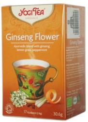 YOGI TEA Ceai Bio Flori de Ginseng Yogi Tea