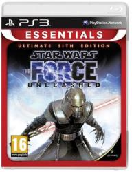 LucasArts Star Wars The Force Unleashed [Ultimate Sith Edition] (PS3)