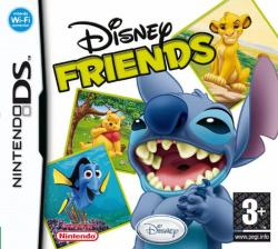 Disney Disney Friends (Nintendo DS)