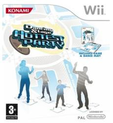 Konami Dancing Stage Hottest Party [Mat Bundle] (Wii)