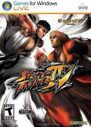 Capcom Street Fighter IV (PC)