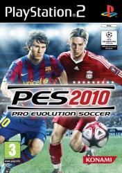 Konami PES 2010 Pro Evolution Soccer (PS2)
