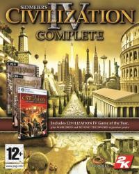 2K Games Sid Meier's Civilization IV [The Complete Edition] (PC)