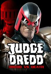 Evolved Games Judge Dredd Dredd vs Death (PC)