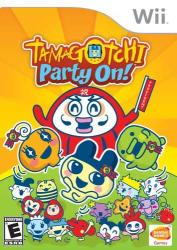 Namco Bandai Tamagotchi Party On! (Wii)