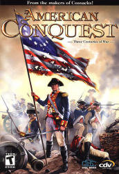 CDV American Conquest (PC)