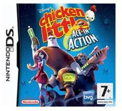 Buena Vista Chicken Little Ace in Action (Nintendo DS)