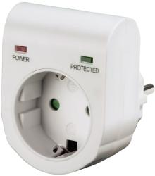 Hama 1 Plug Adapter (47771)