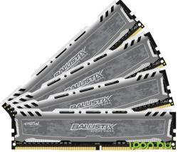 Crucial Ballistix Sport LT 32GB (4x8GB) DDR4 2666MHz BLS4C8G4D26BFSBK