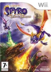 Sierra The Legend of Spyro Dawn of the Dragon (Wii)