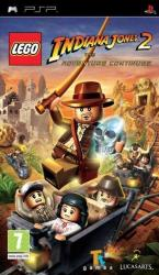 LucasArts LEGO Indiana Jones 2 The Adventure Continues (PSP)
