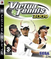 SEGA Virtua Tennis 2009 (PS3)