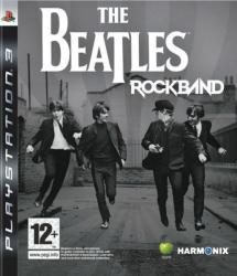 MTV Games The Beatles Rock Band (PS3)
