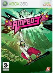 2K Games Amped 3 (Xbox 360)