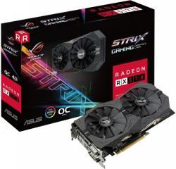 ASUS Radeon RX 570 OC 4GB GDDR5 256bit PCIe (ROG-STRIX-RX570-O4G-GAMING)
