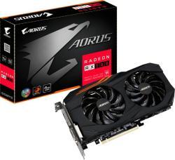 GIGABYTE AORUS Radeon RX 580 4GB GDDR5 256bit PCIe (GV-RX580AORUS-4GD)