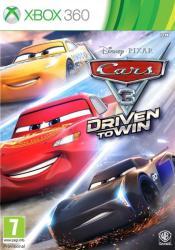 Warner Bros. Interactive Cars 3 Driven to Win (Xbox 360)