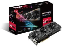 ASUS Radeon RX 580 8GB GDDR5 256bit PCIe (ROG-STRIX-RX580-T8G-GAMING)