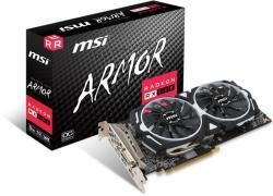 MSI Radeon RX 580 8GB GDDR5 256bit PCIe (RX 580 ARMOR 8G OC)